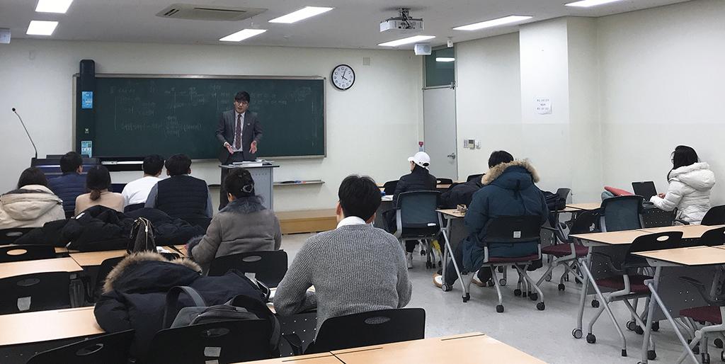 법률센터, 지역 대학생 대상 법률특강 개최 사진1